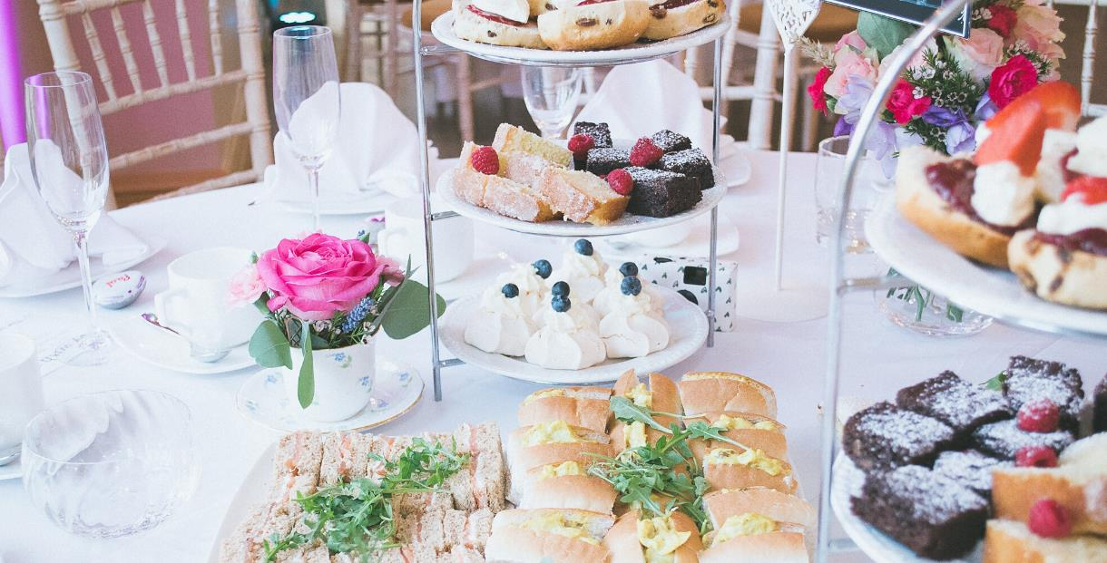 Mother's Day Afternoon Tea, Glenfall House, Cheltenham
