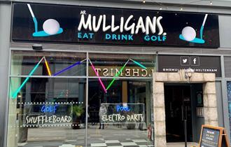Mr Mulligan's