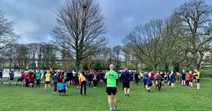 Cheltenham Park Run, Pittville Park
