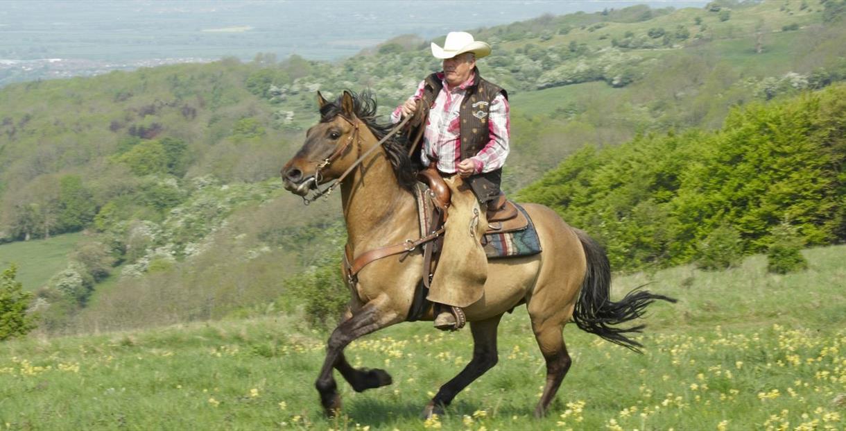 Passive Horsemanship