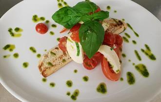 Primavera Ristorante Cheltenham - food