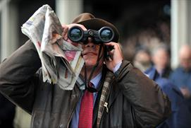 Race Night at Cheltenham Racecourse featuring Hunter Chase Racing