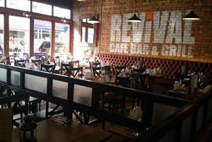 Revival Cafe Bar & Grill Cheltenham