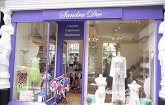 Sandra Dee shopfront