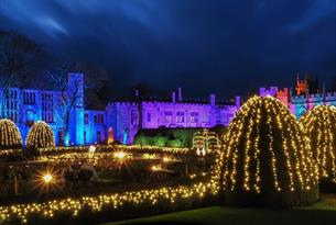 Spectacle of Light Sudeley Castle