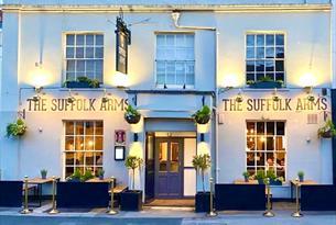 The Suffolk Arms exterior