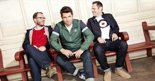 Band members of Scouting for Girls
