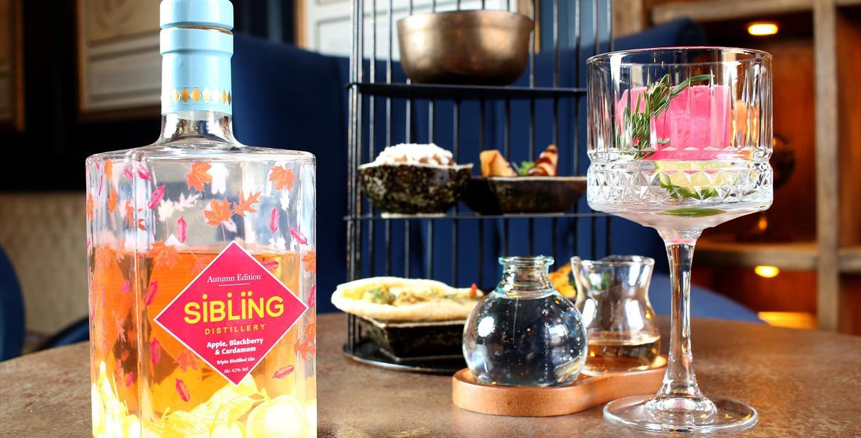 Memsahib Gin & Tea Bar Afternoon Tea