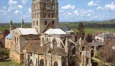 Tewkesbury Abbey, Tewkesbury