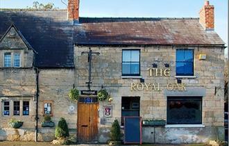 The Royal Oak, Prestbury