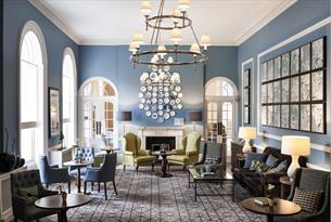 The Lounge at Duke's Tea Room