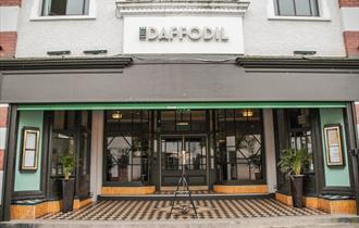 The Daffodil Restaurant Cheltenham - exterior