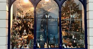 Exterior of Tivoli Wines