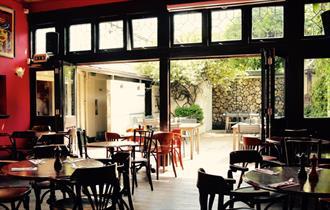 Retreat Wine Bar in Cheltenham