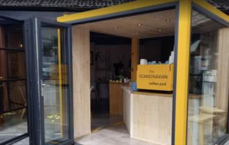 The Scandinavian Coffee Pod Cheltenham