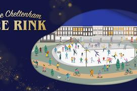 Cheltenham Ice Skating Rink