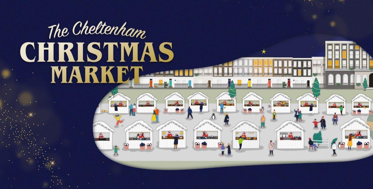 Cheltenham Christmas Market 2021