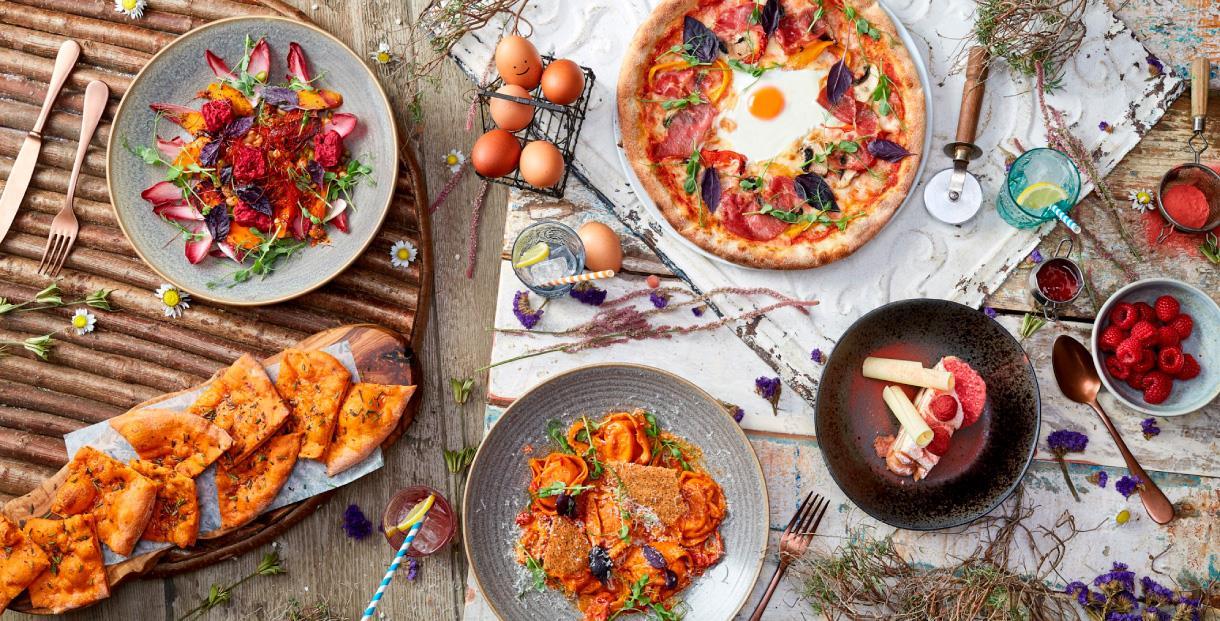 Zizzi Italian Food Cheltenham
