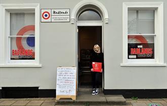Badlands Records Cheltenham