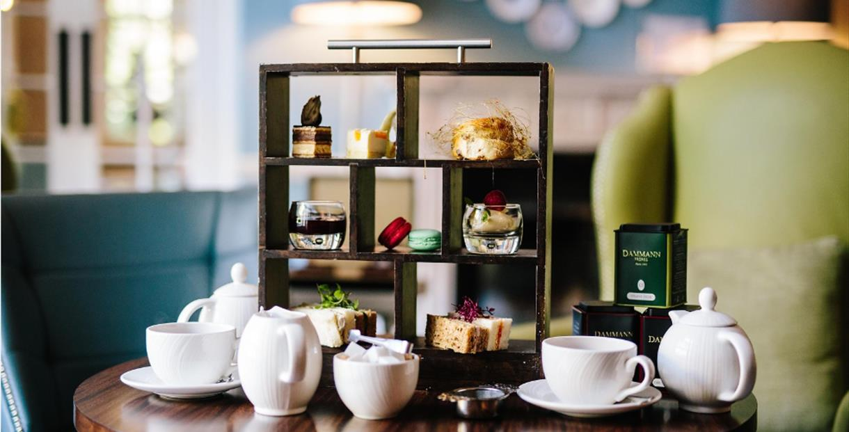 Afternoon Tea at Queens