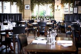 Bistro at Hotel du Vin Cheltenham