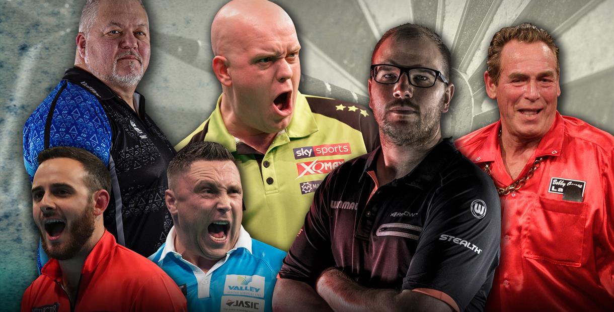 The Cheltenham Masters Darts