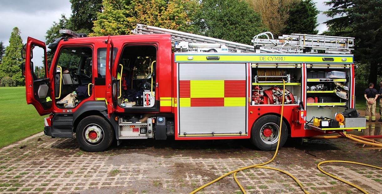 Fire Station Open Day - FREE event
