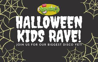 Halloween Kids Rave at The Play Farm