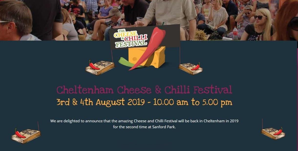 Cheltenham Cheese & Chilli Festival