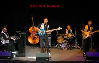 Red Hot Boogie Presents The Rock n Roll Era