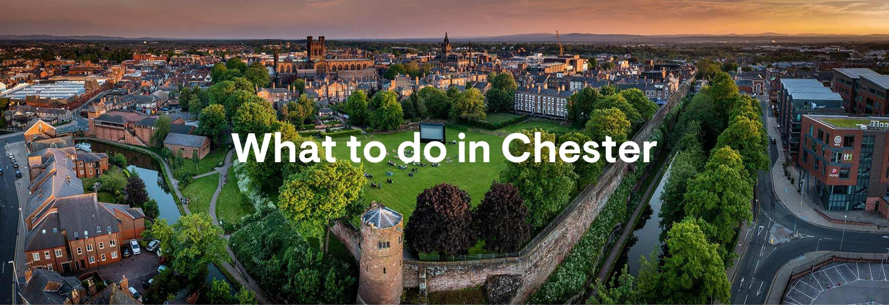 What to Do in Chester