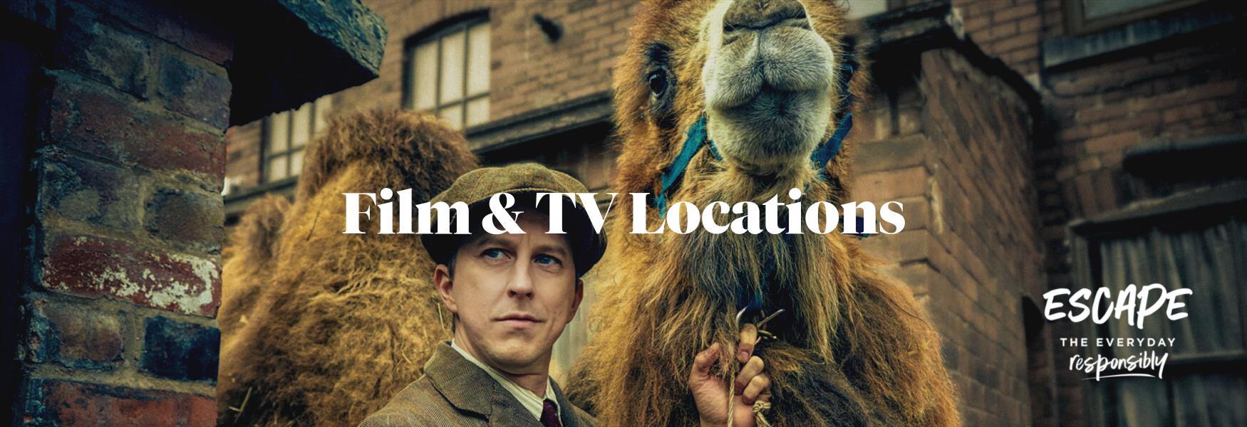 TV & Film locations in Cheshire