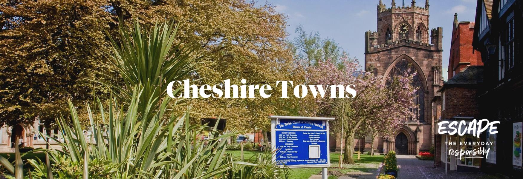 Cheshire Towns