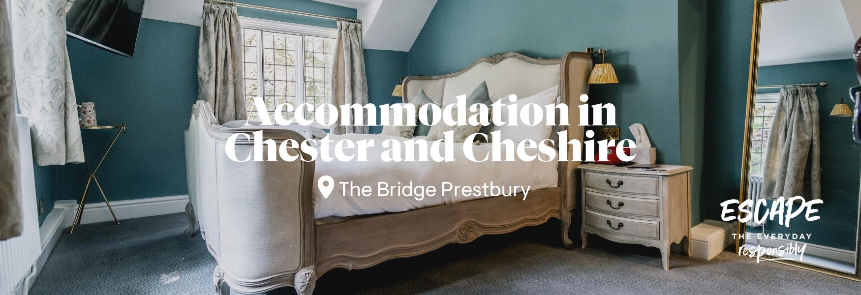Accommodation in Chester and Cheshire