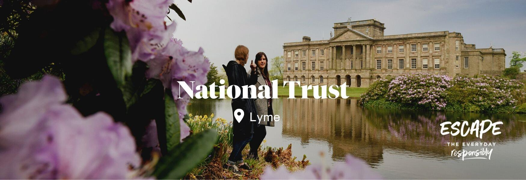 Lyme, National Trust