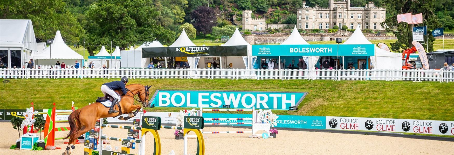 Dodson & Horrell Bolesworth International Horse Show