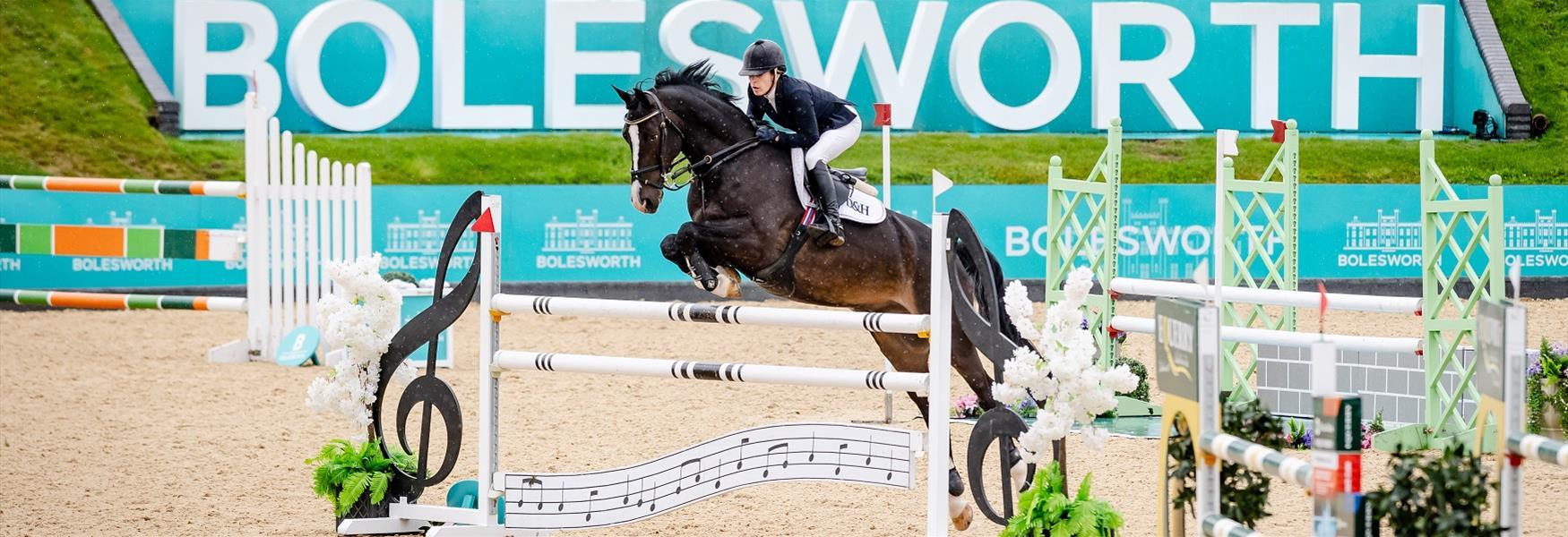 Al Shira'aa Bolesworth Young Horse Championships