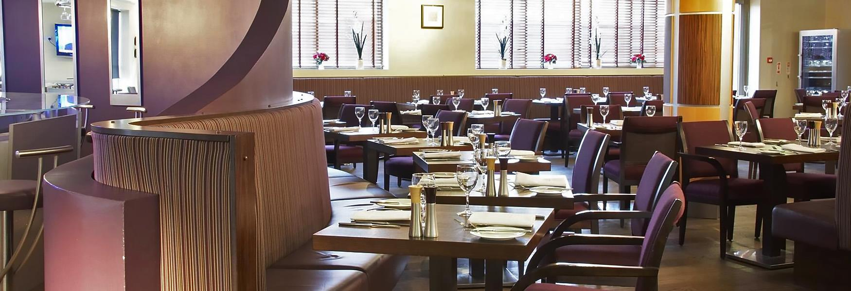 Crewe Hall Hotel Brasserie