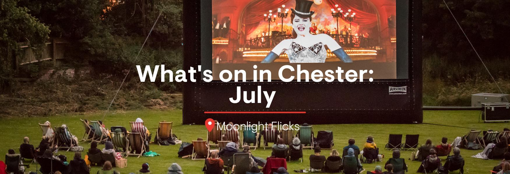 What's on in Chester: July