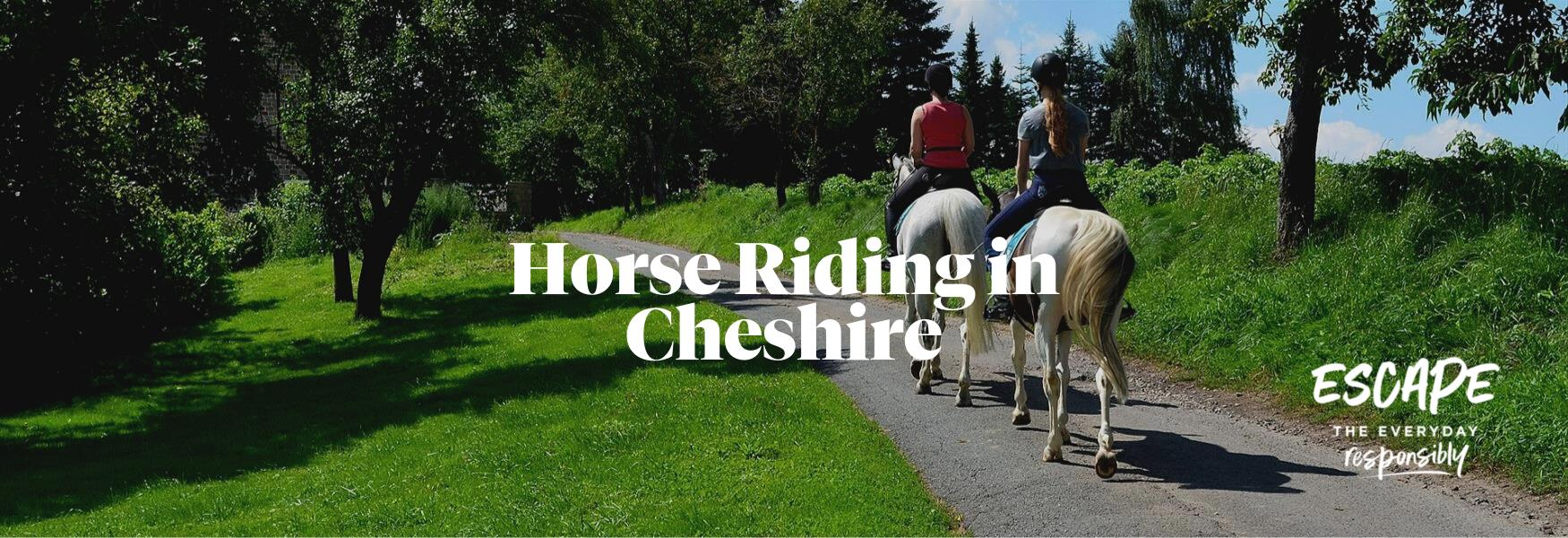 Horse Riding in Cheshire