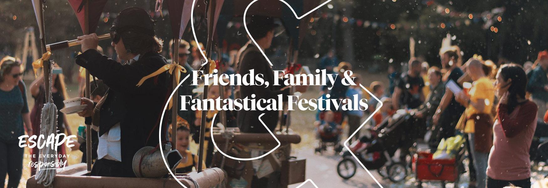 Festivals in Chster & Cheshire. Photo Credit: Wild Rumpus
