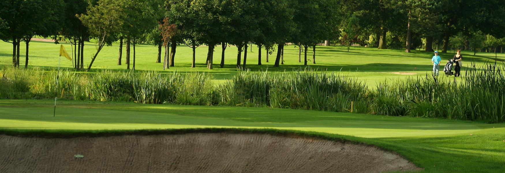Cheshire's Golf Courses