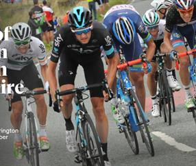 The Tour of Britain in Cheshire