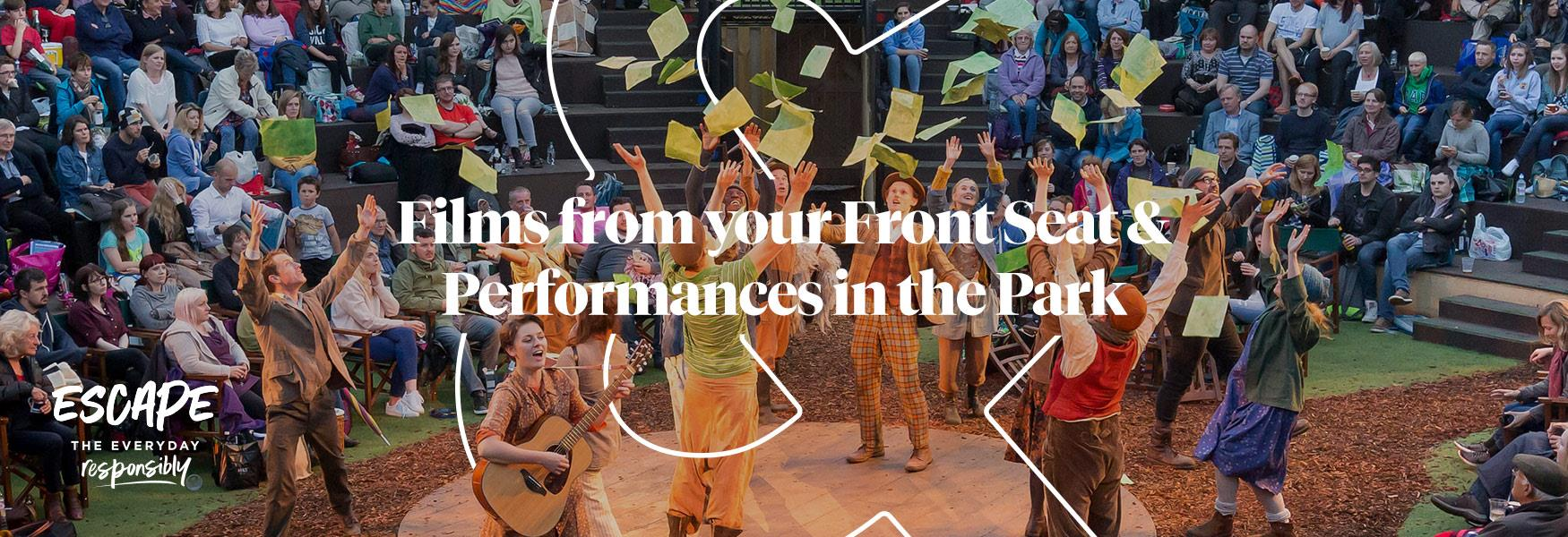 Festivals & Events in Chester & Cheshire