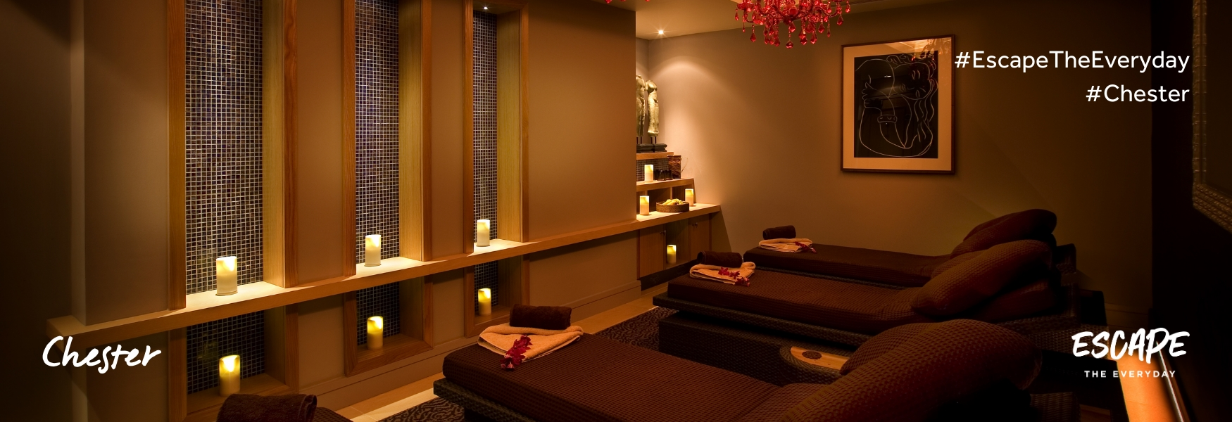 Pamper Youself in Chester this Autumn