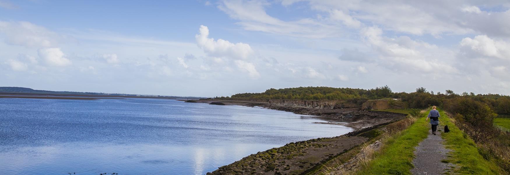 Wales Coastal Path, Flintshire