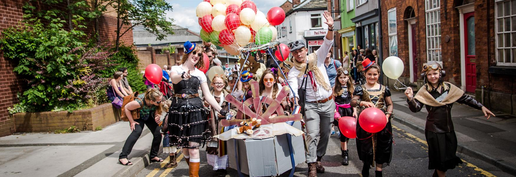 What's on in Cheshire