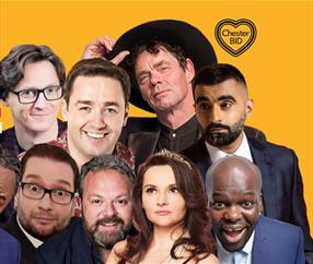 Thumbnail for CH1 Chester Comedy Festival