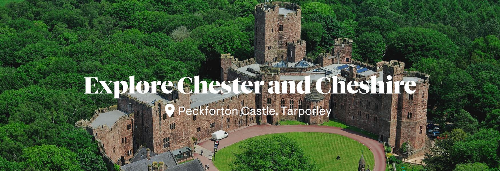 Explore the towns and villages of Cheshire