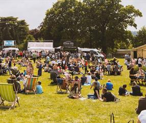 Thumbnail for Great British Food Festival - Arley Hall